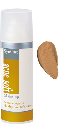 SynCare Acne Soft vodeodolný make-up odtieň 404
